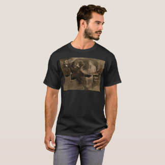 Camiseta Magia dulce del humo 1903
