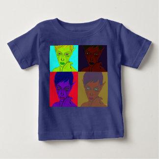Camiseta mágica de Preshley