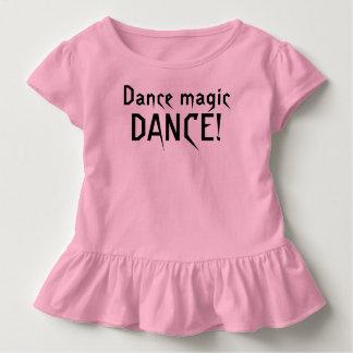 Camiseta mágica del LABERINTO de la danza de la