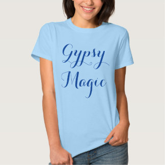 Camiseta mágica gitana