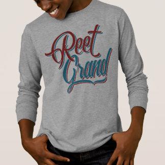 Camiseta magnífica del dialecto del argot de Reet