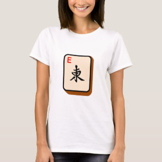 Camiseta Mahjong del este