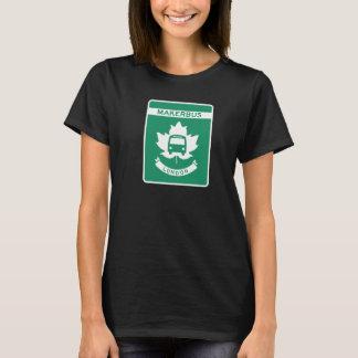 Camiseta MakerBus de Londres