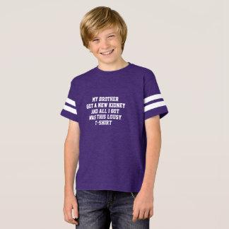 Camiseta Camiseta malísima del trasplante totalmente