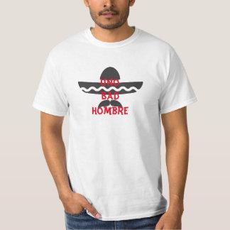 Camiseta Malo Hombre del Uno