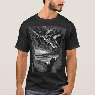 Camiseta Malos ángeles - Gustavo Dore