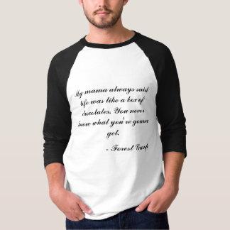 Camiseta Mamá Always Said