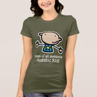 Camiseta Mamá autística