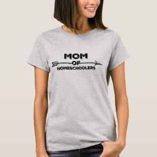 Camiseta Mamá de Homeschoolers