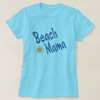 Camiseta Mamá de la playa