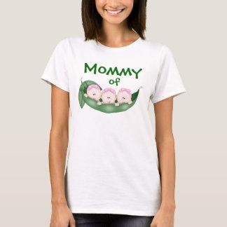 Camiseta Mamá de los chicas del trío