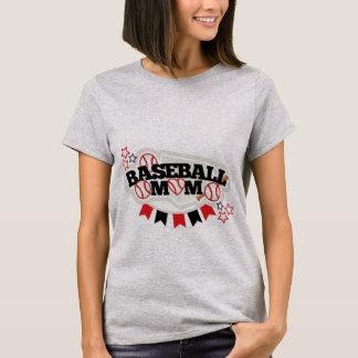 Camiseta Mamá del béisbol