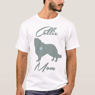 Camiseta Mamá del collie