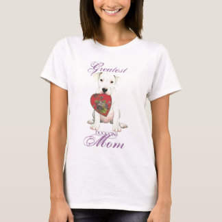 Camiseta Mamá del corazón de Dogo