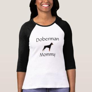 Camiseta Mamá del Doberman