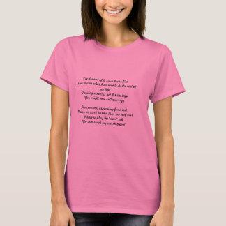 Camiseta Mamá del estudiante del oficio de enfermera