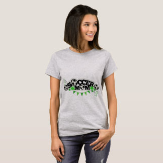 Camiseta Mamá del fútbol