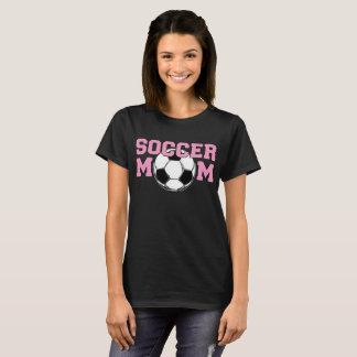 Camiseta Mamá del FÚTBOL - rosa