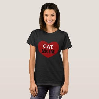 Camiseta Mamá del gato