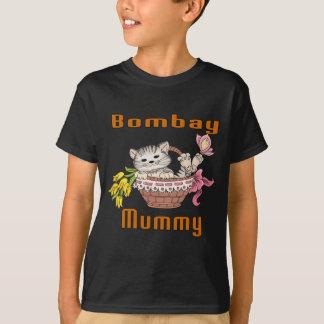 Camiseta Mamá del gato de Bombay