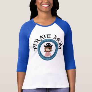 Camiseta Mamá del pirata