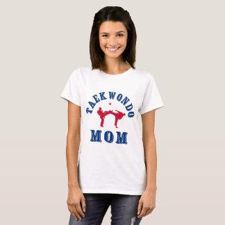 Camiseta Mamá del Taekwondo