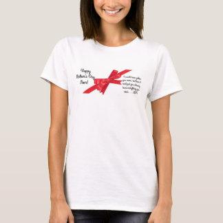 Camiseta ¡Mamá feliz del día de madre! Regalo adaptable de