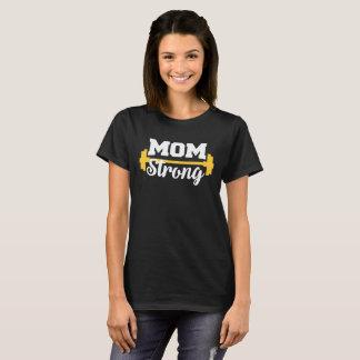 Camiseta mamá fuerte