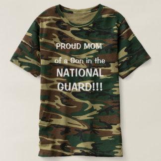 Camiseta MAMÁ ORGULLOSA Camo T_Shirt