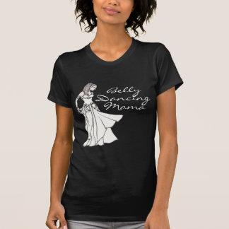 Camiseta Mamá Shirt de la danza del vientre