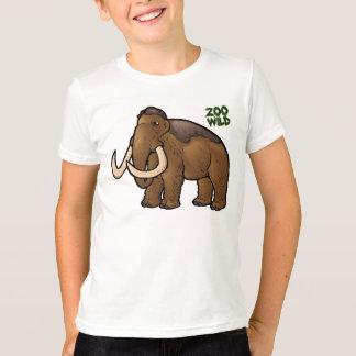 Camiseta Mamut lanoso