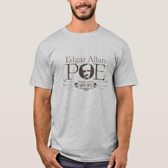 """Camiseta Man T-Shirt """"Edgar Allan Poe"""""""