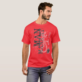 Camiseta Mana Atua - poder de dioses (escritura de plata)