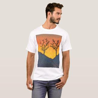 Camiseta Mañana fresca del otoño
