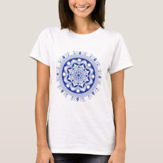 Camiseta Mandala adornada de Boho