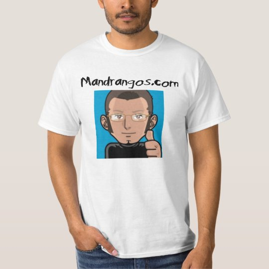 Camiseta Mandrango Miguel