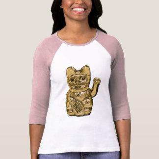 Camiseta Maneki de oro Neko