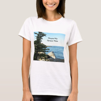 Camiseta Manera marginal, Ogunquit, Maine
