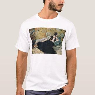 Camiseta Manet el | la señora con las fans