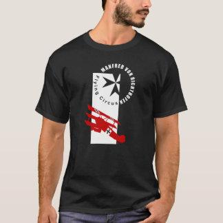 Camiseta Manfred Von Richtofen Baron rojo