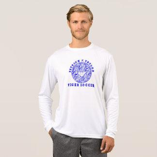 Camiseta Manga larga 2017 del fútbol de PFT
