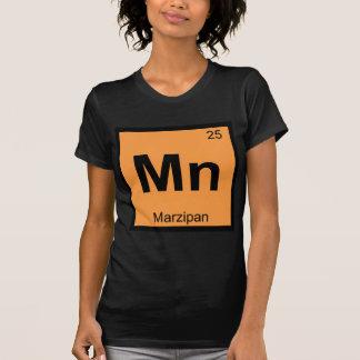 Camiseta Manganeso - Símbolo de la tabla periódica de la
