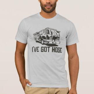 Camiseta ¿Manguera conseguida?