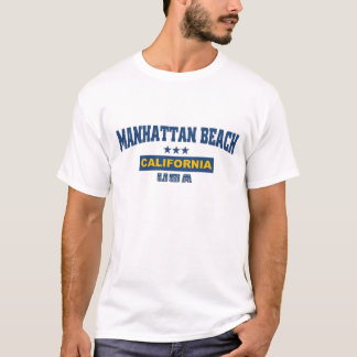 Camiseta Manhattan Beach, California