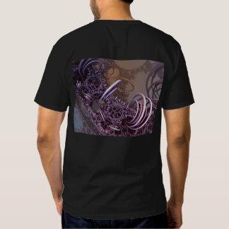 Camiseta maniaca de Mandelbulb