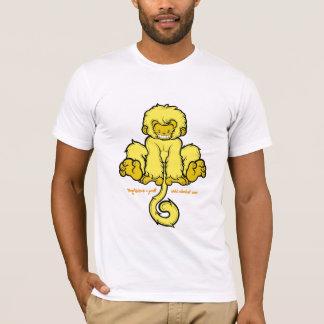 Camiseta maníaca del mono 6 del Mongo
