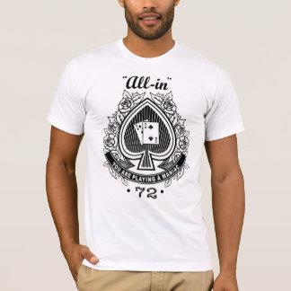 Camiseta Maniaco del póker