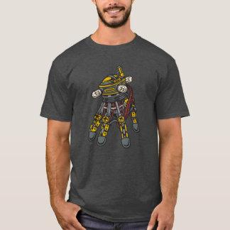 Camiseta Mano de Steampunk