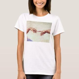 Camiseta Manos de Miguel Ángel