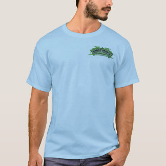 Camiseta Mantenimiento del césped de Rountree